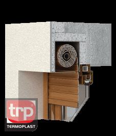 acessórios de carpintaria Termoplast - les rouleaux plâtrables