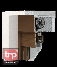 accesoires de menuiserie Termoplast - les rouleaux superposes