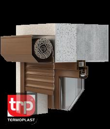 acessórios de carpintaria Termoplast - les rouleaux appliqués