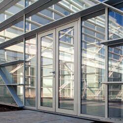 Menuiserie en aluminium - TRP Millenium Portes