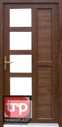 Termoplast modelo de porta simples Selene Panel