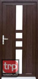 Termoplast modelo de porta simples Corona Panel