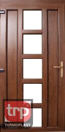 Termoplast modelo de porta simples Asuka