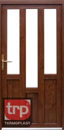 Termoplast modelo de porta simples Zeya