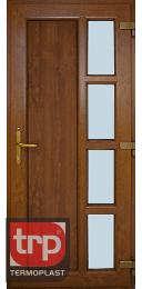 Termoplast modelo de porta simples Zeni Panel