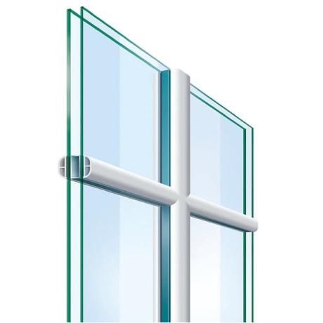 Termoplast - Barras de janela