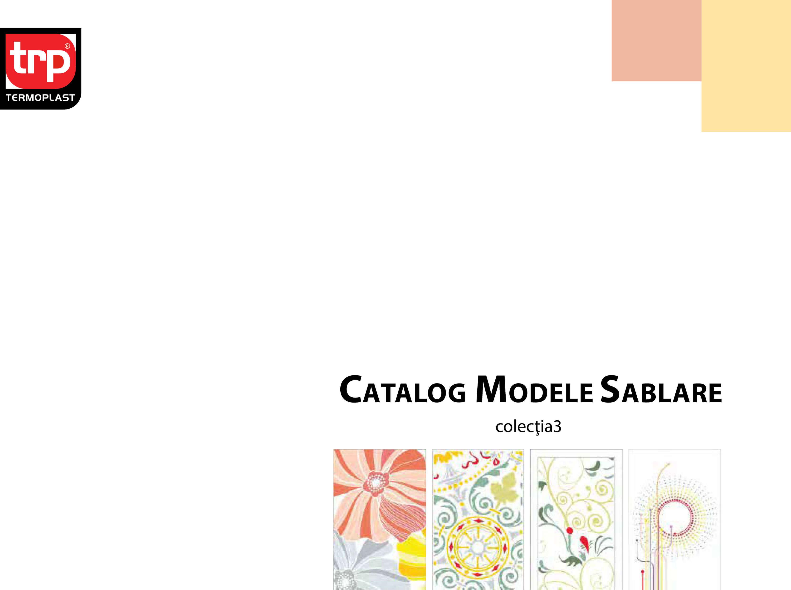 catálogos de vidro decorativo