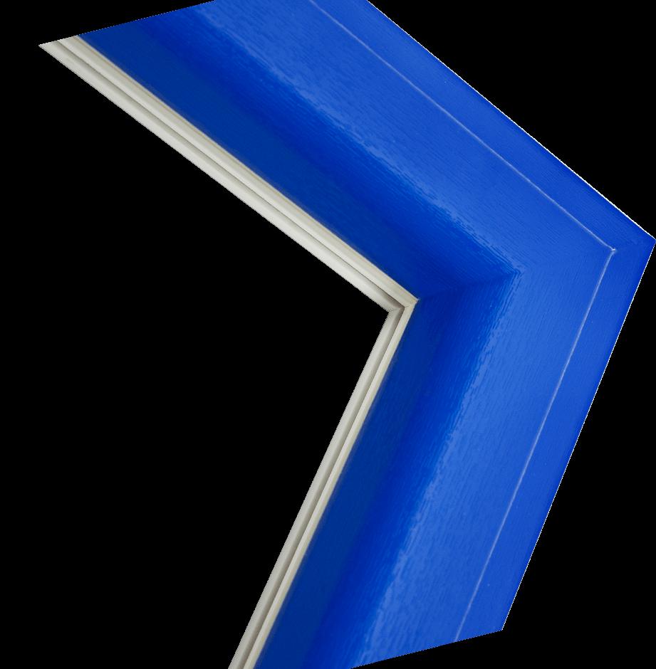 Termoplast - Perfil de soldagem invisível